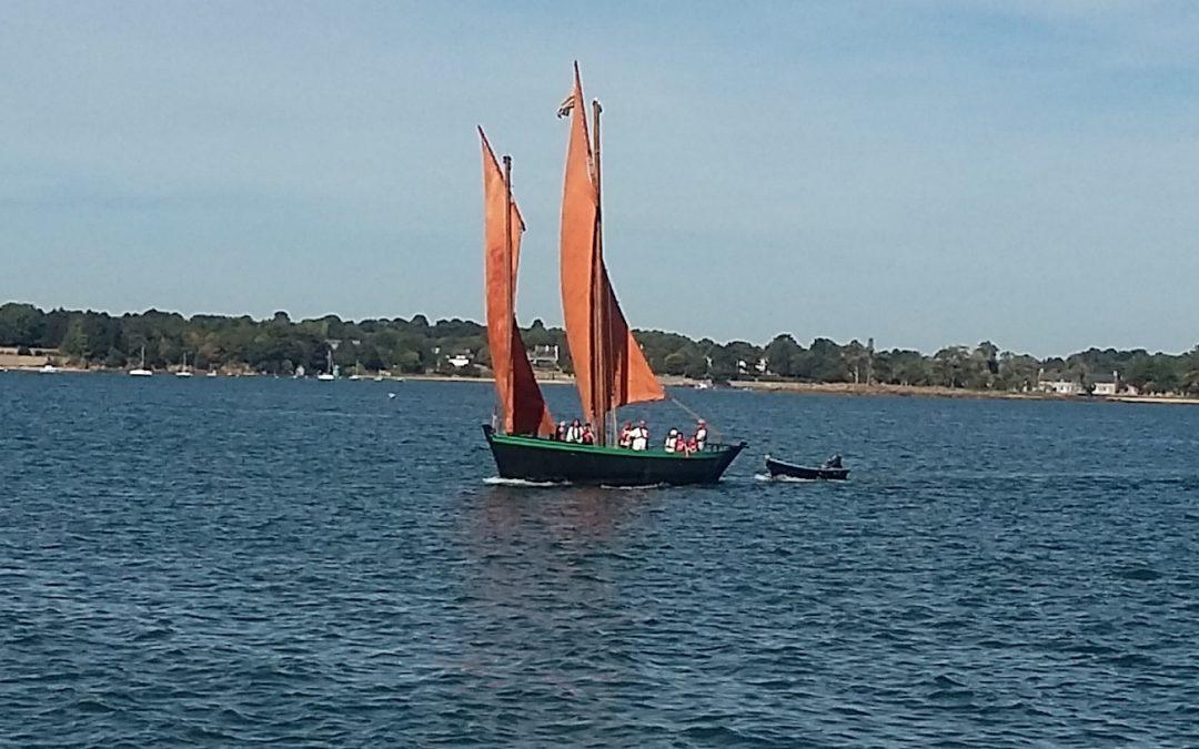 Sortie Golfe Du Morbihan